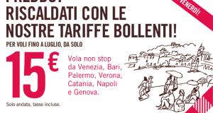 Offerta Volotea - 15 Euro