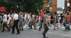 Shibuya - Incrocio
