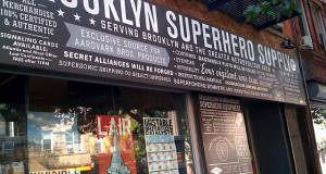 Brooklyn SuperHero