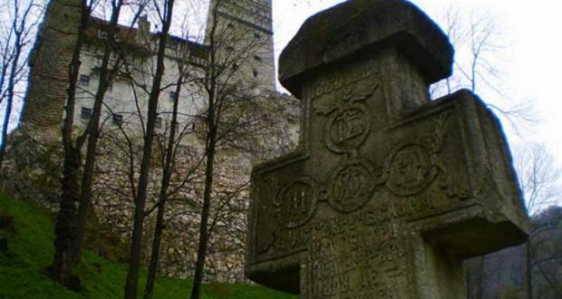 Castello di Dracula - Romania - Croce