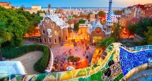 Park Guell - Vista - Cosa Vedere a Barcellona