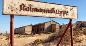 Città Fantasma - Kolmanskop