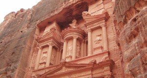 Il Tesoro di Petra - Giordania