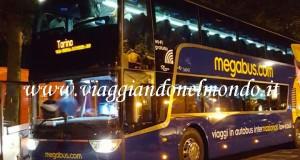 Recensione Megabus - Arrivo a Torino
