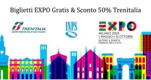 Biglietti EXPO 2015 Gratis - Banner