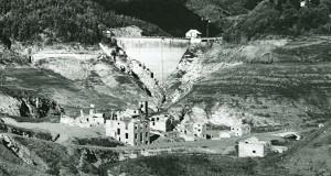 Lago di Vagli - Fabbriche di Careggine - Foto Epoca