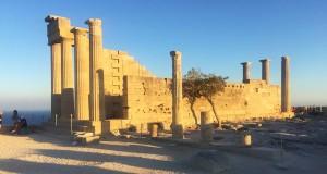 Lindos - Rodi - Tempio Athena Lindia