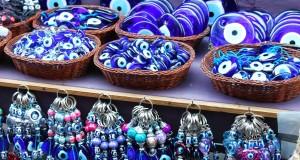 Occhio di Allah - Souvenir Amuleti Porta Fortuna