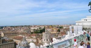 Posti Romantici Roma - Panorama Vittoriano