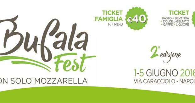 Bufala Fest 2016 - Napoli