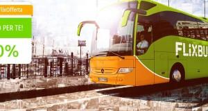 Codice Sconto Flixbus