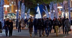 Riccione d'Inverno - Shopping Viale Ceccarini