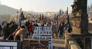 Visitare Praga - Ponte Carlo