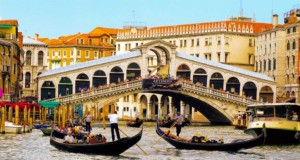 Venezia - Storia di Casanova - Ponte Rialto