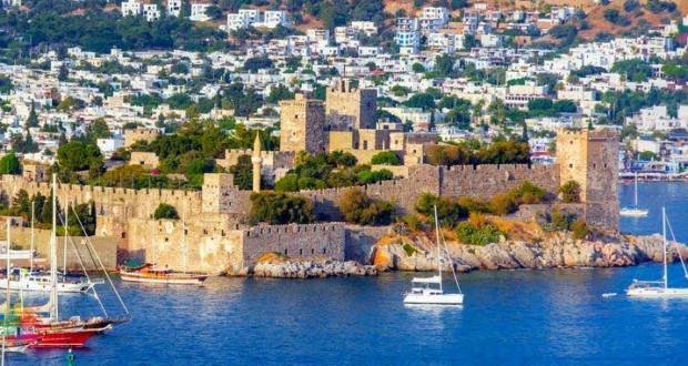 Guida Bodrum - Castello di Bodrum - Castello di San Giovanni - Turchia