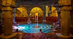 Bagni Rudas - Terme di Budapest - Ungheria